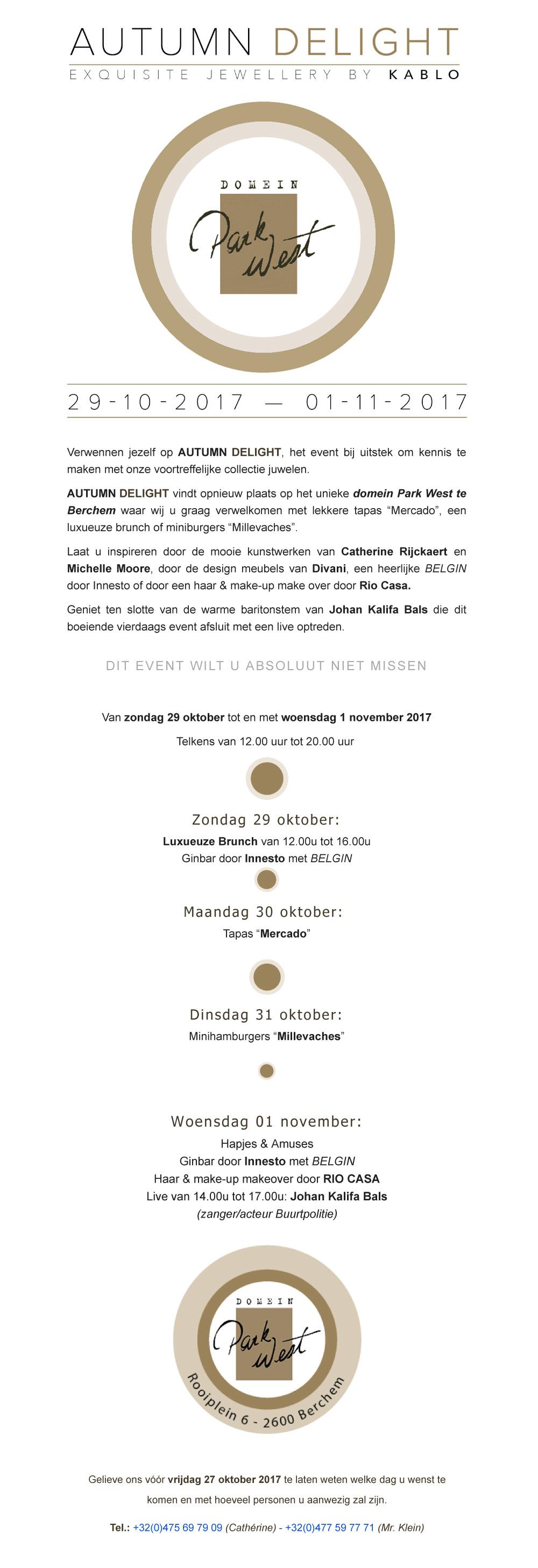 uitnodiging herfst 2017