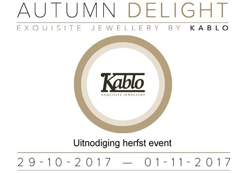 uitnodiging kablo herfst 2017