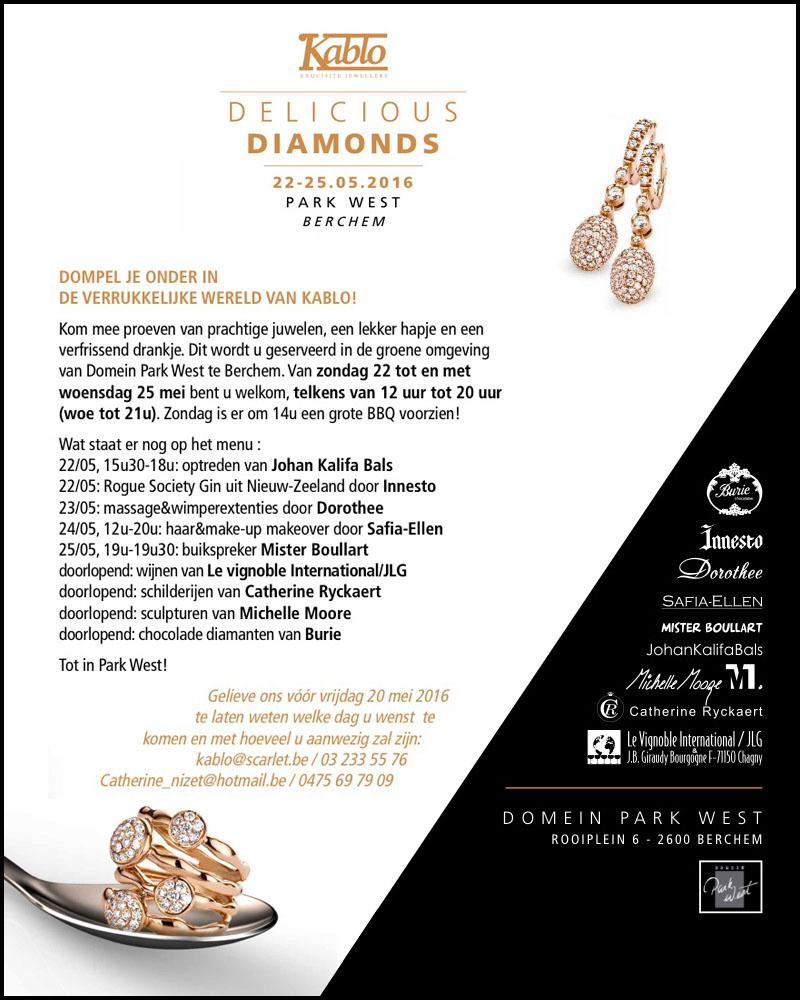 delicious diamonds